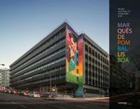 COLLEGIATE MARQUÊS DE POMBAL//BOOK DESIGN