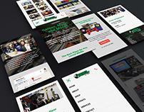Website Design - Media Rerun