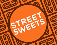 Street Sweets Brand Identity