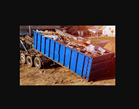 How to Tell What Size Trash Dumpster Rental You Need