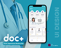 Doc Plus - Appointment Booking App
