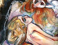 The Titian's Dream / Il Sogno di Tiziano Vecellio