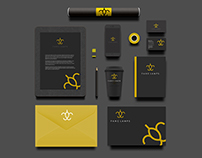 LUXURY branding collection