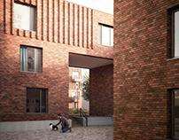 Leaf Street Housing
