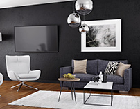 You are here:Home/3D Visualization Portfolio (Interior