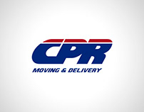 Logo / Pagina Web CPR Moving & Delivery