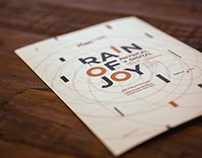 Rain Of Joy : Title & Poster