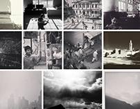 Film, Polaroid, iPhone 2016-2017
