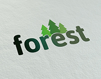 forest - logo project