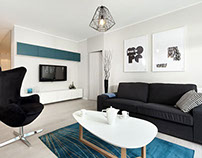 Na Polanie Apartment by Dragon Art Design Studio
