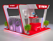 Booth FRESH