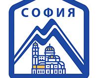 Tourist logo of Sofia