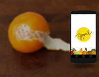 Appeel- App for home remedies with fruit peels