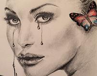 Flying Tears