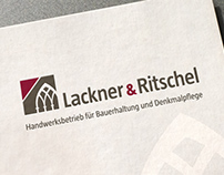 »Lackner & Ritschel« – Corporate Design