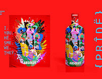 ABSOLUT PRIDE POSTERS