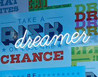 Celebrate Dreams Exhibit Design