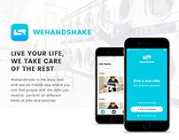 WeHandShake