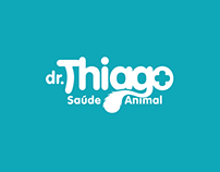 Dr. Thiago - Logotipo e identidade visual