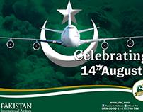 Print Design - Pakistan International Airlines