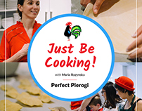 Just Be Cooking - Cook Book #1