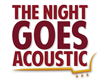Carteles para The Night Goes Acoustic