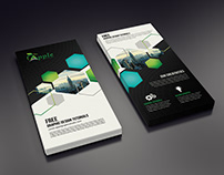 Creative DL Flyer Template