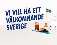 Ett Välkomnande Sverige