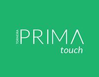 Torneira eletrônica Prima Touch.