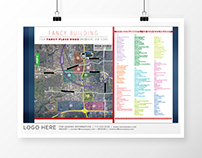 Commercial Real Estate Property Local Amenity Map