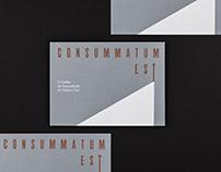 Consummatum Est book