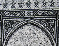 Granite Bench Design