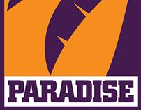 Paradise Wheel Company (logos || stickers)
