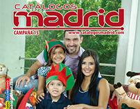 Edición 15 catálogos Madrid