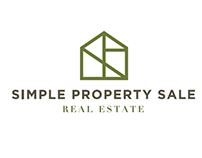 Simple Property Sale Logo & Website Design