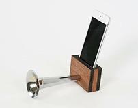 Non-Electrical Single Horn Speaker