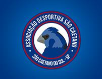 AD São Caetano - Rebrand Proposal