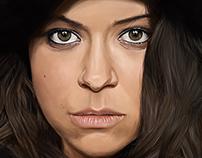 My First Digital Portrait!