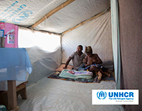 WithRefugees. A refugee camp documentary