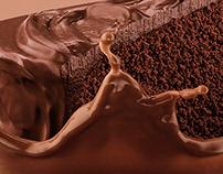 3D Illustration for BSN • Syntha-6 Packs• USA