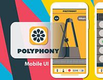 UI Music tool App