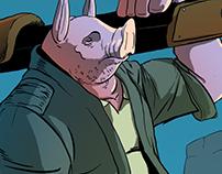 Pig Town Blaster