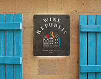 Branding of Wine Republic