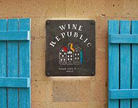 Branding of Wine Republic
