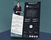 MY CV/RESUME MOCKUP