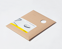 moonimal / PureShape mousepad packaging