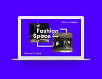 Fashion Space - Branding