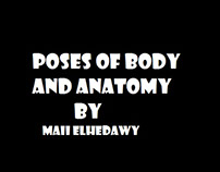 poses of body