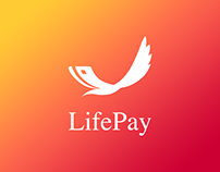 LifePay iOS 7 app