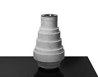 aNoi_marble vase